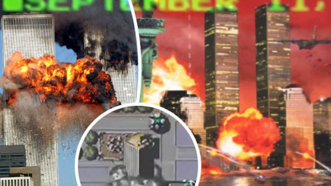 Eerie 1989 video games predict 9/11 with pinpoint accuracy