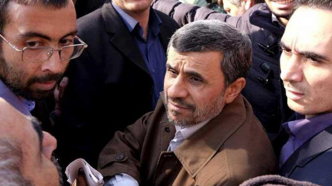 """Former Iranian President Mahmoud Ahmadinejed has been arrested for """"inciting unrest"""" as the anti-regime protests in Iran continue."""