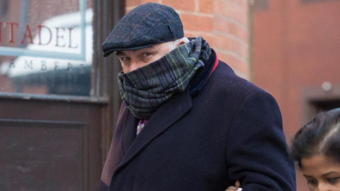 British surgeon spared jail after being caught burning initials onto patients livers