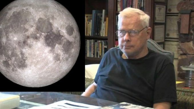 CIA pilot claims 250 million citizens live in the moon