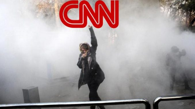 CNN caught spreading Iranian government propaganda