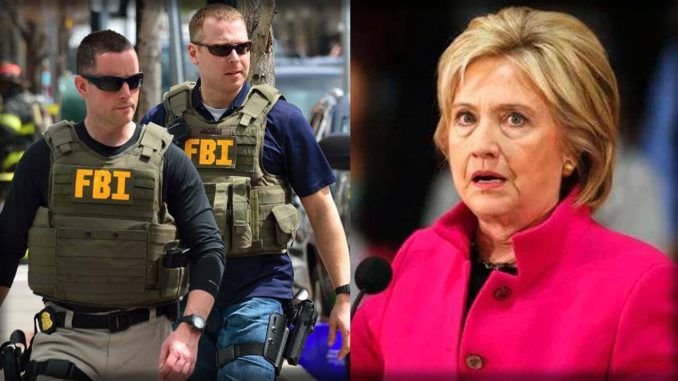 FBI agents were threatened with murder if they didn't drop the Clinton investigation