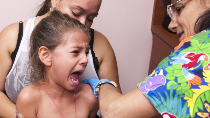 Florida lawmakers introduce mandatory vaccinations for all school students