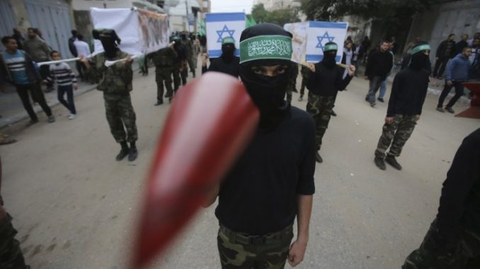 ISIS declare war on the Palestinians