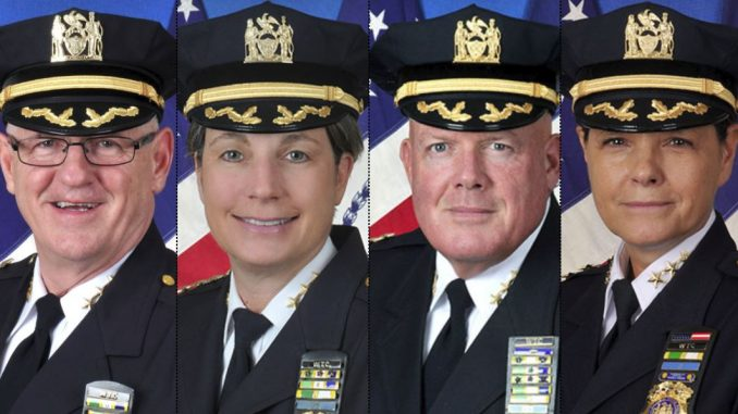 2336bee8a Top NYPD Chiefs Fired As Part Of Pedogate Investigation