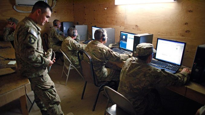 Pentagon unveil troll army who are legally allowed to troll social media with propaganda