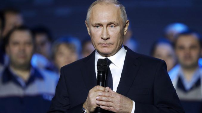 """Putin says the New World Order has turned the Internet into a """"global prison,"""" while announcing that Russia is launching a new 'independent Internet.'"""