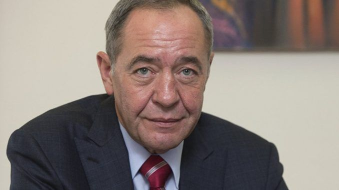 The FBI claim Mikhail Lesin, the founder of RT, beat himself to death in a Washington D.C. hotel room in November 2015.