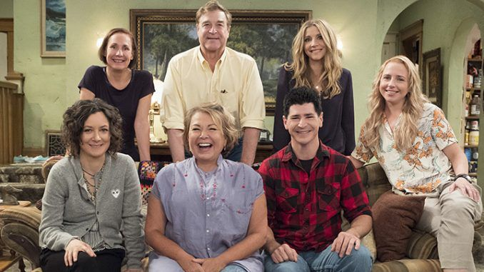 "The liberal establishment shudders in horror at the announcement that Roseanne Barr will play a ""Trump supporting"" character in the return of hit show ""Roseanne""."
