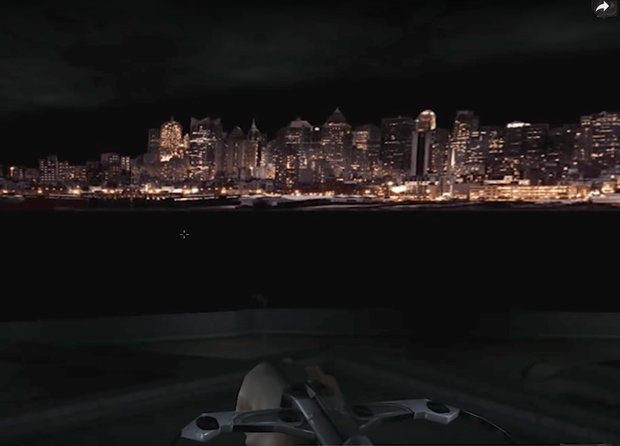 The Twin Towers don't appear in the Manhattan skyline in a game released prior to 9/11
