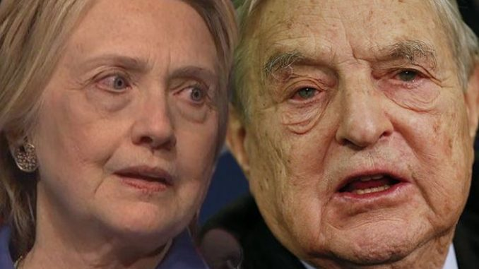 George Soros and Hillary Clinton paid women to falsely accuse President Trump of sexual harassment, according to a New York times report.