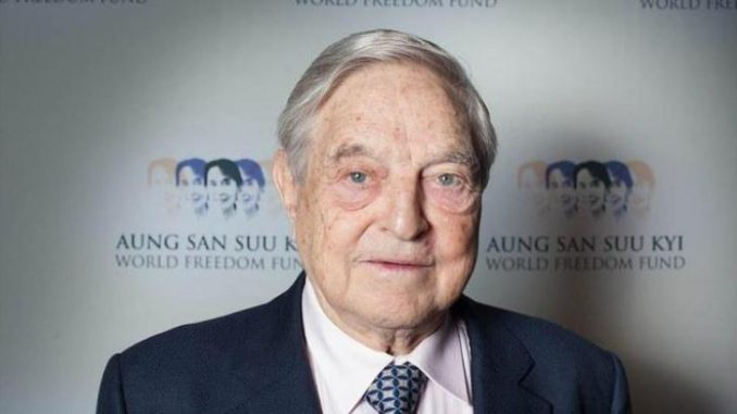 Soros vows to eliminate nationalism from US and Europe