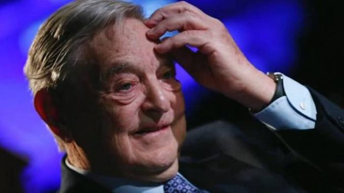 George Soros stunned at how totalitarian Facebook and Google have become