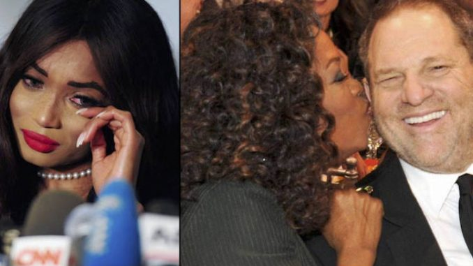 British actress claims Oprah Winfrey pimped her like a common prostitute to Harvey Weinstein