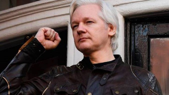 Trump clears Assange of all charges