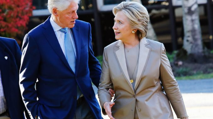 A grand jury in Arkansas has convened to indict Bill and Hillary Clinton, and the first indictment tied to the Foundation has been issued.