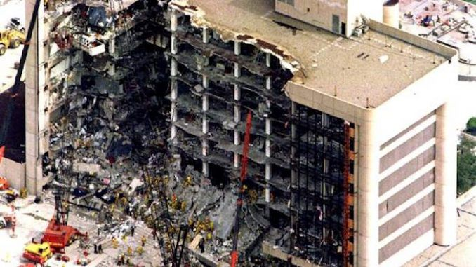 Special black ops agent says he was paid over one million dollars to perform Oklahoma city bombing