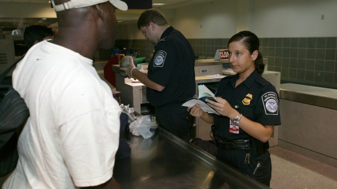 Over 30,000 American citizens have been illegally stopped and searched at the border