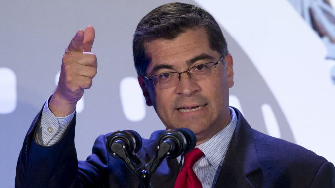 California AG warns that anyone who complies with ICE will be sent to jail