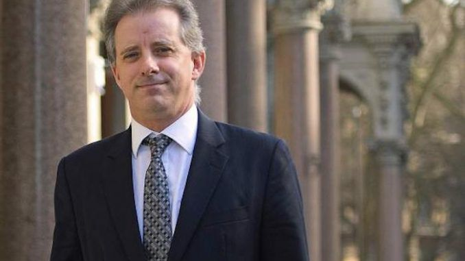 Christopher Steele was paid 1 million dollars to create fake Trump dossier