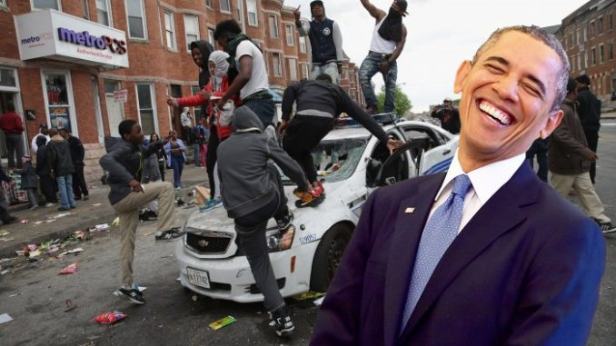 Leaked doc proves Obama planned civil unrest and martial law in Baltimore