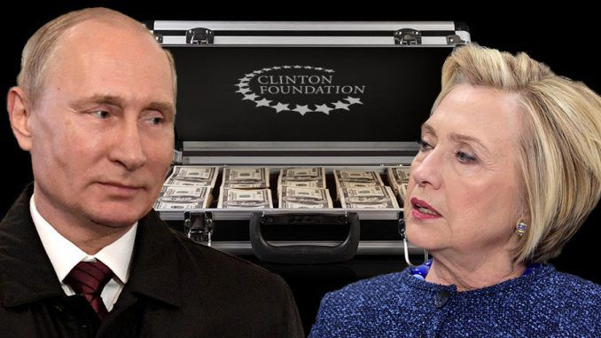 The first indictment for a key figure involved in the Hillary Clinton Uranium One Russian bribery scandal has been handed out.