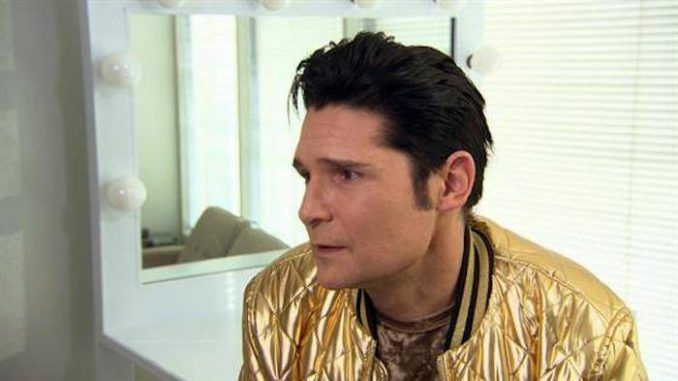 Corey Feldman claims LAPD are trying to set him up in order to silence his Hollywood pedophilia claims