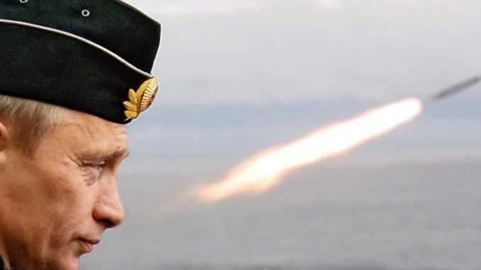 Pentagon confirm Russia has doomsday torpedo, more powerful than biggest nuke