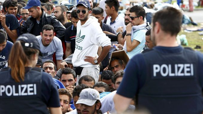 German government link rise in violent crimes to mass migration