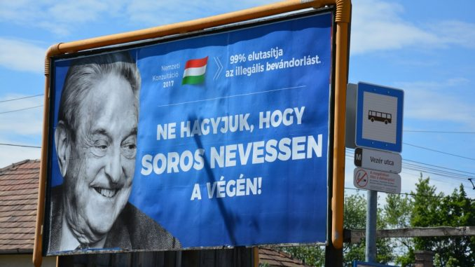 Hungary passes Stop Soros law