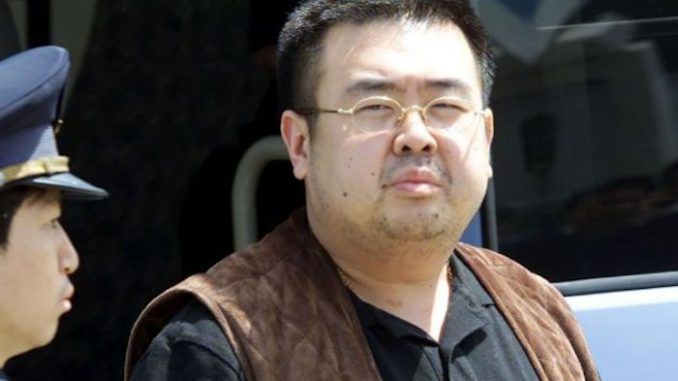 Kim Jong-un claims his brother was killed by the CIA