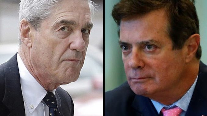 Manafort lawsuit to shut down phoney Mueller investigation