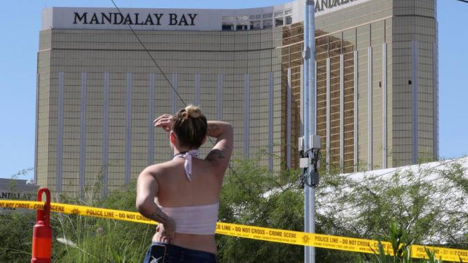 Police say they are ready to charge multiple gunmen in Las Vegas shooting case