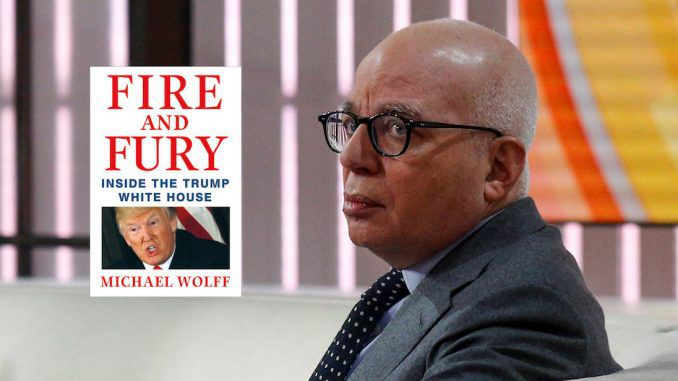 "Controversial new fantasy fiction novel Fire and Fury contains ""snappy dialogue"" and ""richly imagined fantasy worlds"" according to literary critics."