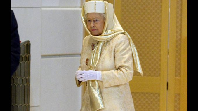 Queen Elizabeth has instructed the BBC to begin promoting the idea that she is a direct descendent of the Prophet Muhammad.