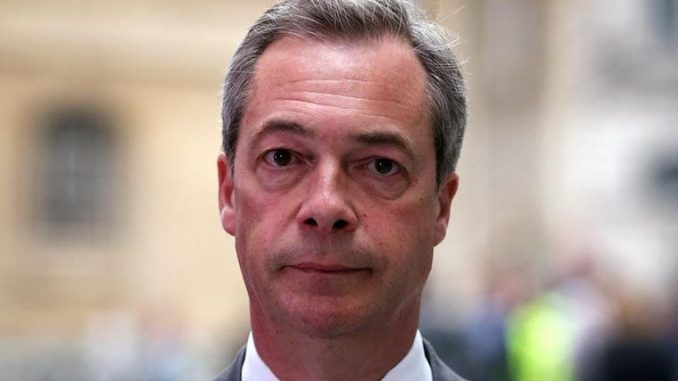 Nigel Farage has angered the British public with his comments that there should be a 2nd referendum that could see Brexit reversed.