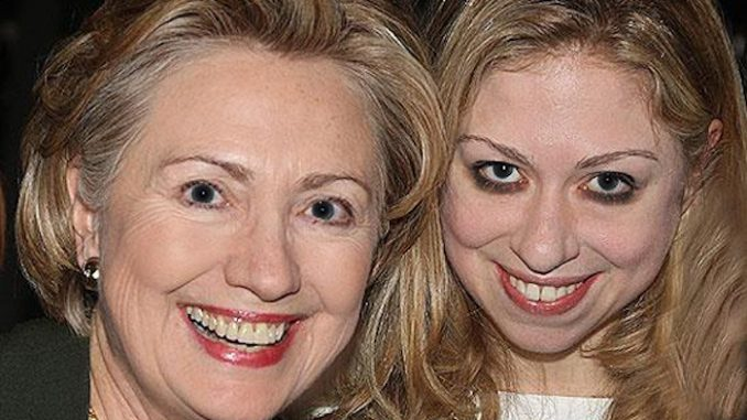 "Chelsea Clinton wished The Church of Satan a ""Happy New Year"" in a tweet Tuesday, raising eyebrows on the social network."