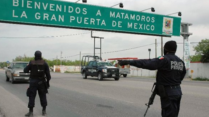 US State Department issue travel warning against visitors to Mexico