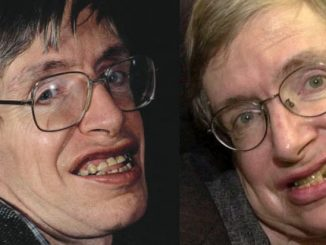 Stephen Hawking died in 1985 and has been replaced with a clone