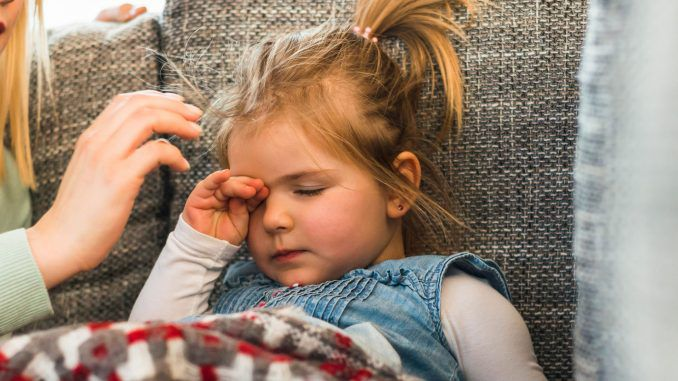 Young girl suffers hallucinations after taking Tamiflu