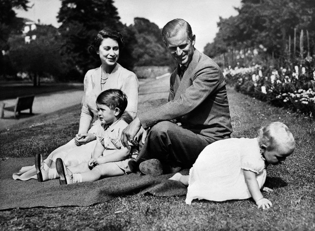 queen-elizabeth-1951-family
