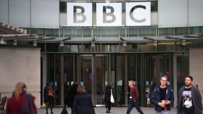 Too much democracy is a bad thing, according to the state-run BBC, which claims people should respect the authority of elites.