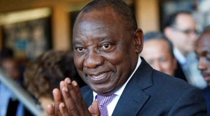 South Africa's new president Cyril Ramaphosa has vowed to seize land belonging to white farmers without compensation and give it to blacks.
