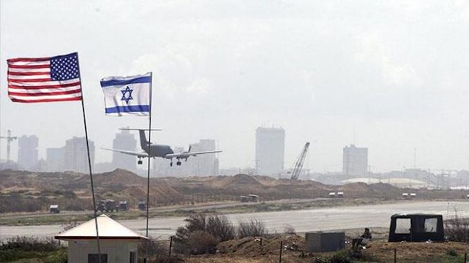US troops prepare for false flag attack in Israel which will be blamed on Iran