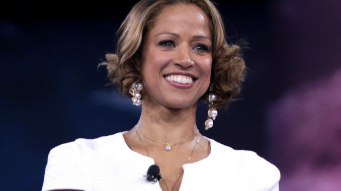 Conservative actress and commentator Stacey Dash has vowed to clean up Hollywood and announced she is running for Congress in California.