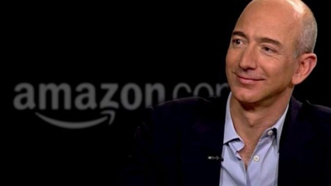 Amazon made $5.6 billion in profit in 2017 and paid zero dollars in U.S income taxes, thanks to sales tax loopholes.