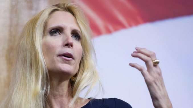 Ann Coulter claims most mass shooting are committed by immigrants