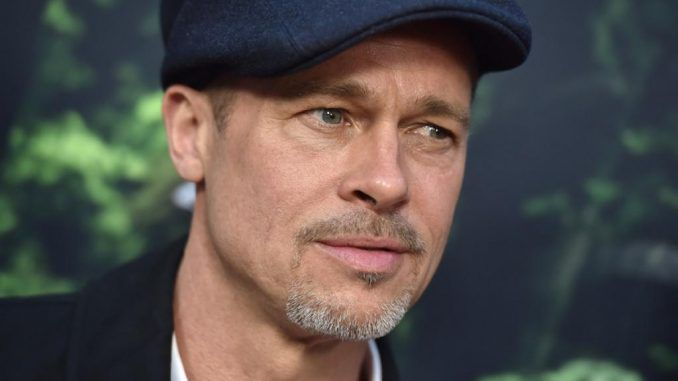"""Brad Pitt has spoken out against the move to confiscate guns from ordinary, law-abiding American citizens, declaring it """"UnAmerican."""""""