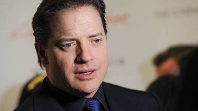 Brendan Fraser says he was raped by Hollywood executives then blacklisted from film industry