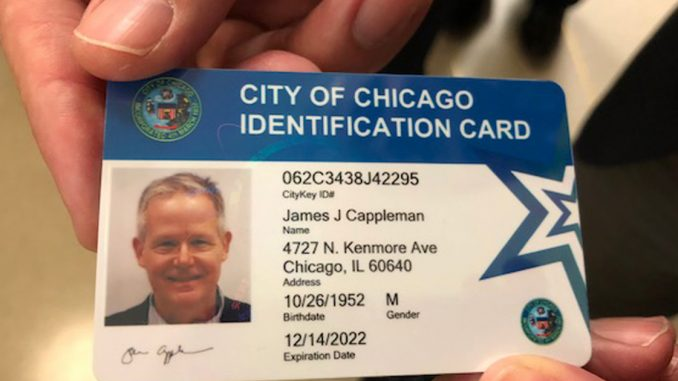 A Chicago city ID designed for illegal immigrants will be accepted as a valid form of identification to register to vote in Illinois.